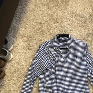 Polo Ralph Lauren nylon dress shirt